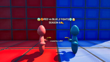 😱🥵RED vs BLUE // FIGHTS🥶🤯 SEASON 6🍂