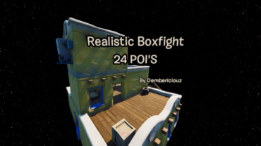 Realistic Boxfight 24 POI'S