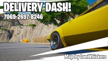 Delivery Dash!