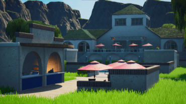 Lazy Links: Zone Wars