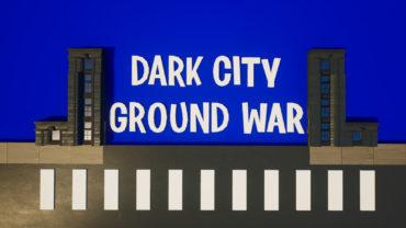 DARK CITY 🏙️ - GROUND WAR 💥 - 25vs25