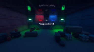 Red Vs. Blue - (ALL WEAPONS SAVED) 👽Alien Invasion!👽