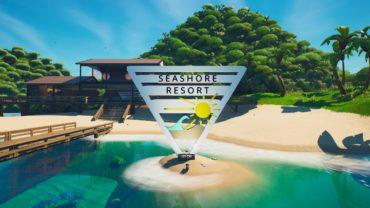 GUN GAME: Seashore Resort