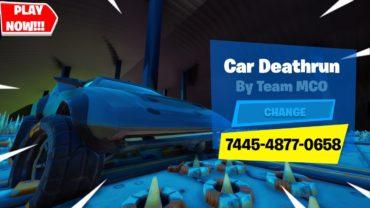 car deathrun by team mco