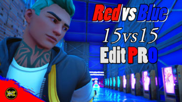 Red vs Blue 15vs15 Edit PRO