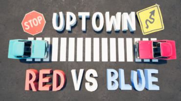 UPTOWN RED vs. BLUE