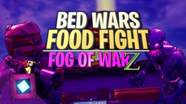 👽Bed Wars: Food Fight (FOG OF WAR: Z)👽