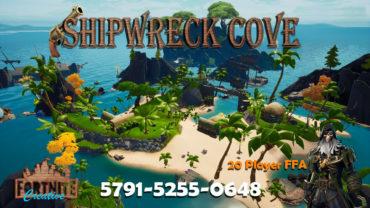 Shipwreck Cove (12 player FFA)