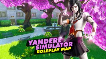 Yandere Simulator: Roleplay Map