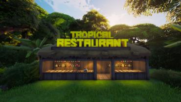 🌴 Tropical restaurant : Tycoon 🌴
