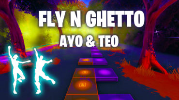 Ayo & Teo - Fly N Ghetto (Extended Ver.)