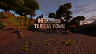 Infection|Terosa Town|2-8 Player