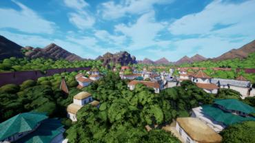 Leaf Village - Artistic