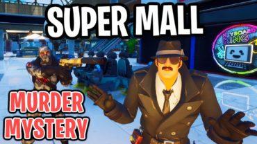 Super Mall Murder Mystery