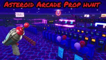 Asteroid Arcade [Prop Hunt]