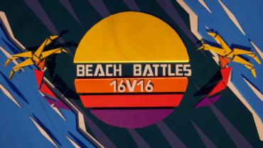 BEACH BATTLES! (16v16)