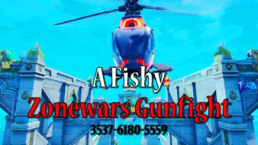 A Fishy Zonewars Gunfight