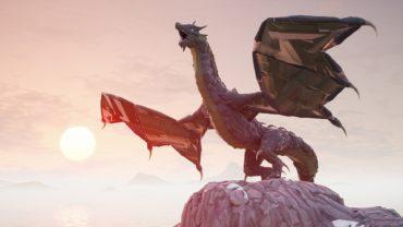 Dragon Artistic Explore