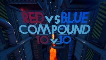 Red VS Blue COMPOUND 10v10