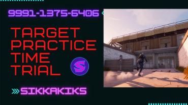 Target Practice Time Trial