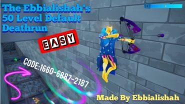 Ebbialishah's 50 Level Default Deathrun