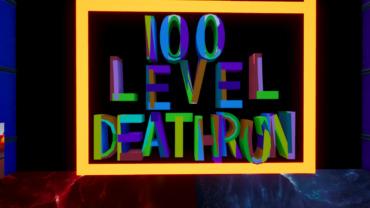 100 level default deathrun