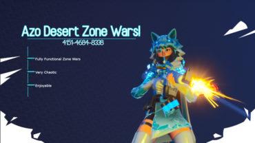 azo desert zone wars!