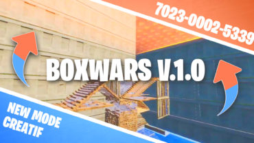 BOXWARS V.1.0 [SOLO 16 players]