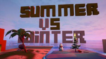 🌤 Summer vs Winter PRO 100 ❄️