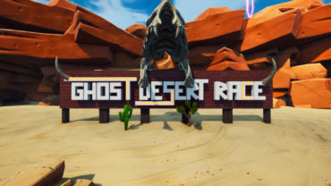 Ghost Desert Race / 4D Creative