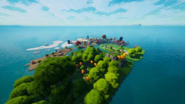 ALL WEAPONS/FFA: Friendly Royale Island