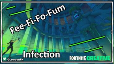 Fee-fi-fo-fum: Infection