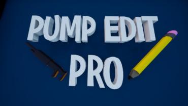 PUMP EDIT PRO