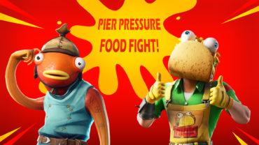 Pier Pressure - Food Fight