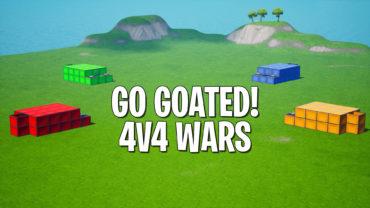 GO GOATED! 4V4 WARS *Classic*
