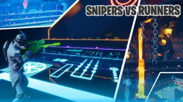 Snipers Vs Runners (4 Maps)