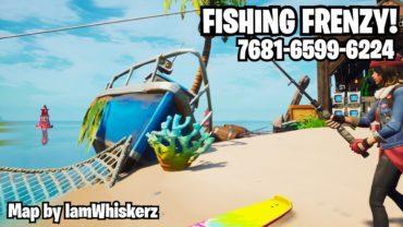 Fishing Frenzy!
