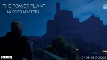 The Power Plant - Murder Mystery