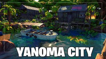 Yanoma City | Gungame