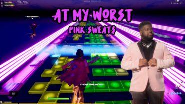 Pink Sweat$ - At My Worst