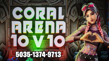 CORAL ARENA 10V10