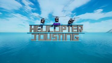Skylar's Helicopter Jousting