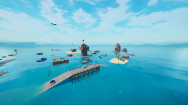 OPEN WATER (15V15) 🌊 / 🎯SNIPER TOWER