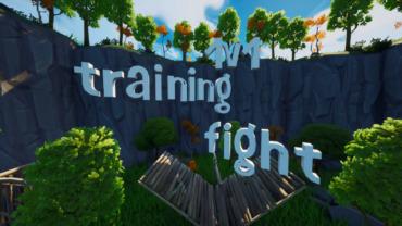 💥1V1 Training Fight💥