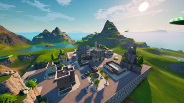 Tilted Towers / ZoneWars 50 players