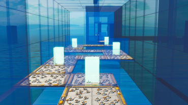 30 Level Glass Default Deathrun