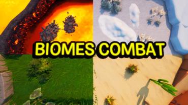 BIOMES COMBAT  8v8