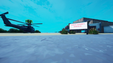 Sandy Shores Airfield Gun Game