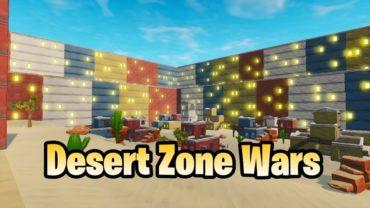 Duo Desert Zone Wars