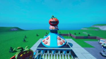 Tomato Town Zone Wars